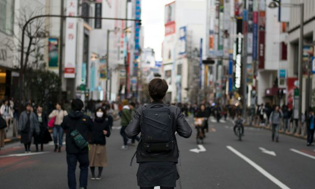 Roads to Study in Japan
